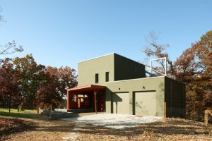 The House « Passive House in the Woods