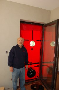 Gary Nelson and the Minneapolis Blower Door