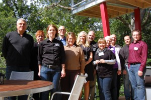 Passive House in the Woods Design Team