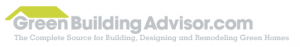 Greenbuildingadvisor.com logo
